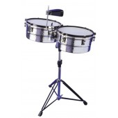 Timbales Stagg TMM-CR
