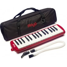 Melodika Melodions Stagg MELOSTA32 RD