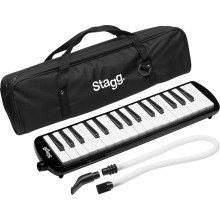 Melodions Melodika Stagg MELOSTA32 BK